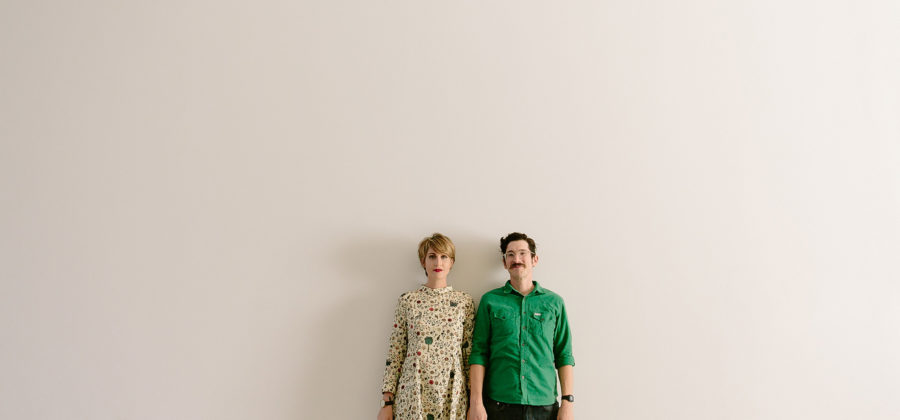 Lucy & John: Blanton Museum of Art