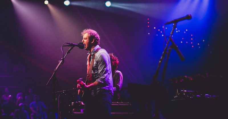 Bon Iver Live: Austin City Limits