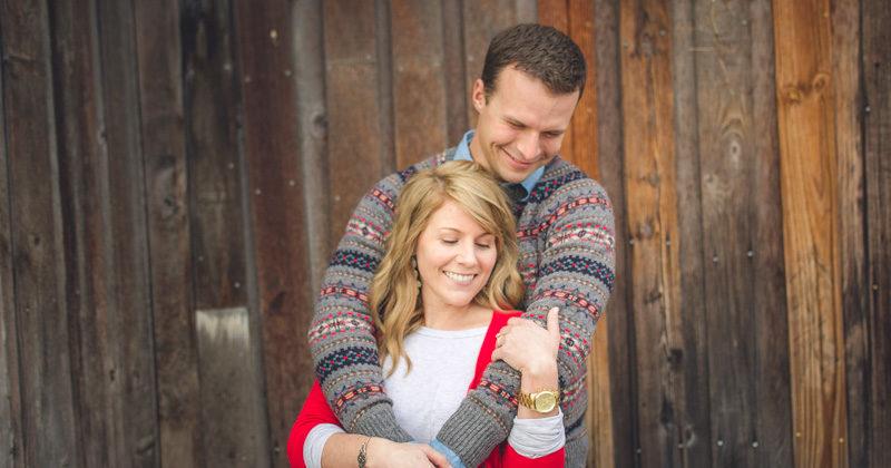 Megan + David: Engagement